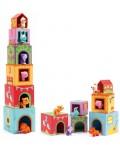 Детски кубчета с животни Djeco