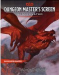 Аксесоар за ролева игра Dungeons & Dragons - DM Screen Reincarnated