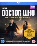 Doctor Who - Complete Series 9 Blu-ray (Blu-Ray)