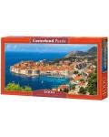 Панорамен пъзел Castorland от 4000 части - Дубровник, Хърватия