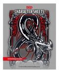 Dungeons & Dragons - Character Sheets 24бр