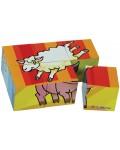 Малки дървени кубчета Eichhorn