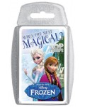 Игра с карти Top Trumps - Disney Frozen