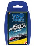 Игра с карти Top Trumps - Fast & Furious