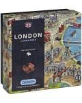 Пъзел Gibsons от 500 части - Забележителностите в Лондон, Мария Рабинки