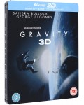 Gravity - Limited Edition Steelbook 3D+2D (Blu-Ray)