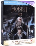 The Hobbit: The Battle Of The Five Armies - Steelbook Extended Edition 3D+2D (Blu-Ray)