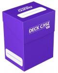Ultimate Guard Deck Case 80+ Standard Size Purple