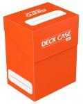 Ultimate Guard Deck Case 80+ Standard Size Orange