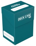 Ultimate Guard Deck Case 80+ Standard Size Petrol Blue
