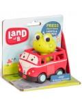 Игрален комплект Battat - Автобус и жабка