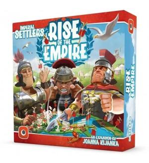 Разширение за настолна игра Imperial Settlers - Rise of the Empire