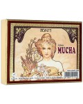 Карти за игра Piatnik - Mucha Beauty (2 тестета)
