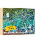 Карти за игра Piatnik - Van Gogh - Iris (2 тестета)