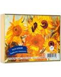 Карти за игра Piatnik - Van Gogh - Sunflowers (2 тестета)