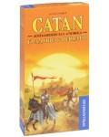 Катан - Градове и Рицари, допълнение за 5/6 човека