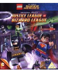 Lego: Justice League Vs Bizarro League (Blu-Ray)