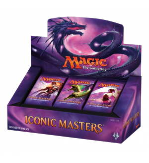 Magic The Gathering - Iconic Masters 2017 Booster Box