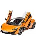 Сглобяем модел Revell - McLaren 570S (07051)