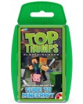 Игра с карти Top Trumps - Guide to Minecraft