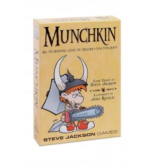 Игра с карти Munchkin
