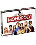 Настолна игра Monopoly: The Big Bang Theory Edition