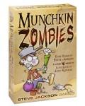 Игра с карти Munchkin Zombies