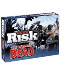 Настолна игра Risk: The Walking Dead - Survival Edition