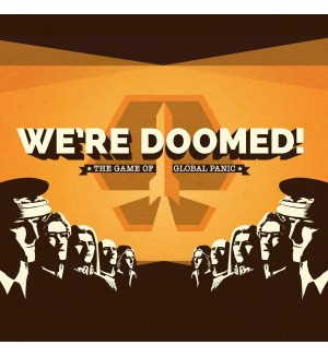 Настолна игра We're Doomed! - парти