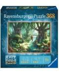 Пъзел Ravensburger от 368 части - Вълшебна гора