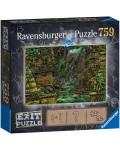 Пъзел Ravensburger от 759 части - Дивата джунгла