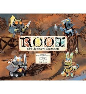 Разширение за настолна игра Root - The Clockwork Expansion