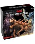 Допълнение към ролева игра Dungeons & Dragons - Epic Monster Cards