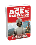 Допълнение за ролева игра Star Wars: Age of Rebellion - Propagandist Specialization Deck