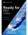 Ready for PET Учебник