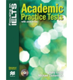 Focusing on IELTS Academic Practice Tests+CD