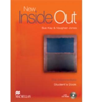 New Inside Out Pre-Intermediate Учебник