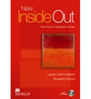 New Inside Out Upper-Intermediate Учебник