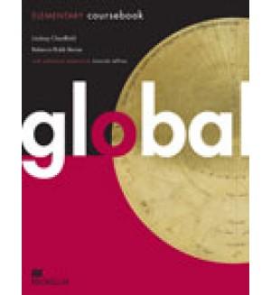 Global Elementary Учебник+електронна тетрадка