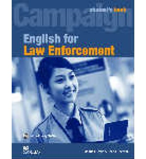 English for Law Enforcement Учебник + CD ROM