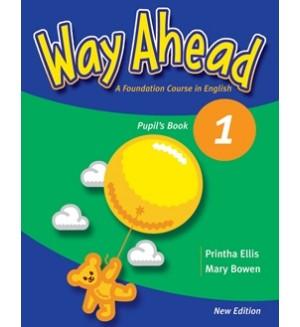 Way Ahead 1 Учебник+CD ROM