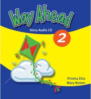 Way Ahead 2 Story audio CD