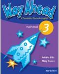 Way Ahead 3 Учебник+CD ROM