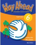 Way Ahead 6 Учебник no CD-ROM