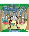 Little Bugs 2 Audio CD