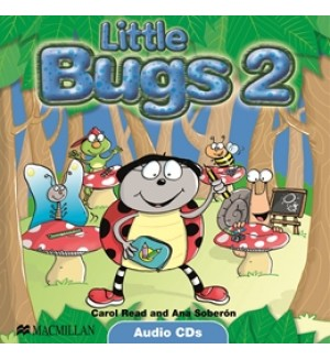 Little Bugs 2 Audio CD