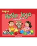 Hello Jojo  Книга за учителя