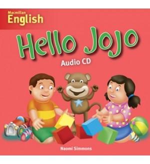 Hello Jojo Audio CD