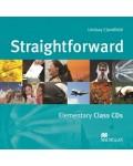 Straightforward Elementary audio CD