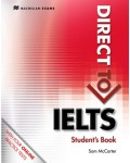 Direct to IELTS Student's Book with Key + Webcode Pack